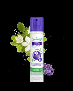 Puressentiel Spray Aérien Sommeil Détente aux 12 Huiles Essentielles - 75 ml