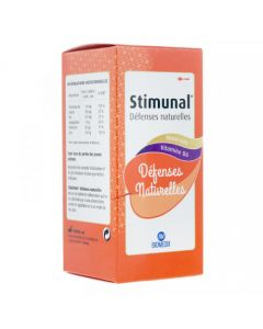 Stimunal Défenses Naturelles Sirop 150ml