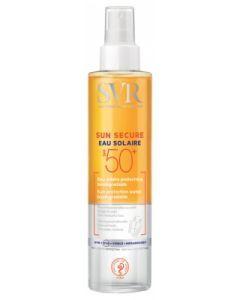 SVR Sun Secure Eau Solaire Protectrice Biodégradable SP50+ 200 ml