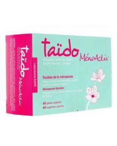 Taïdo Ménoactiv Troubles de la Ménopause 60 Gélules