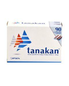 Tanakan troubles neurologiques 40 mg