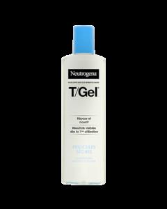 Neutrogena T/Gel Shampooing Pellicules Sèches 250ml