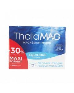 Thalamag Équilibre Magnésium Marin Lot de 2x60 Gélules