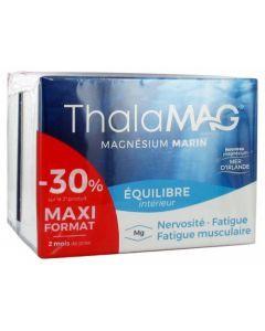 Thalamag Equilibre Magnésium Marin 2x60 gélules