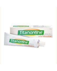 Titanoreine Lidocaine 2 % crème