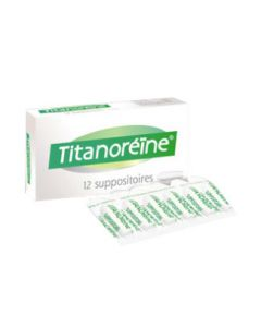 Titanoreine suppositoire