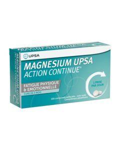 Magnésium UPSA Action Continue 120 Comprimés
