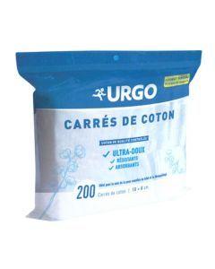 Urgo Carré de Coton 8x10cm 200 Carrés