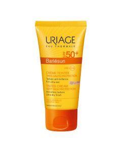 Uriage Bariésun Crème Teintée Claire SPF 50+ 50ml