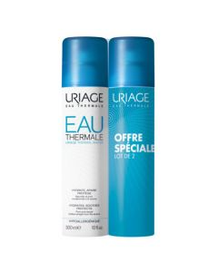 Uriage Eau Thermale Lot 2x 300ml