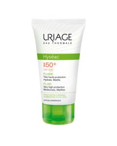 Uriage Hyséac Fluide Solaire SPF 50+ 50ml