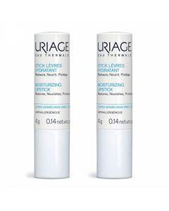 Uriage Stick à Lèvres Hydratant 2 x 4g
