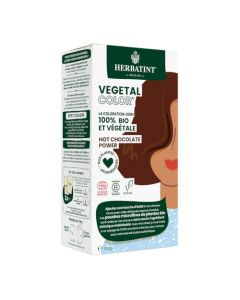Herbatint Vegetal Color Couleur Chocolat et Soin 100g