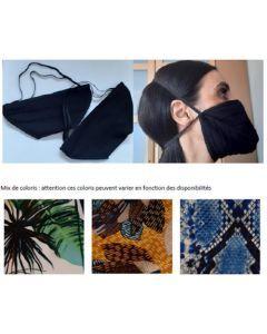 Velvet Masque Tissu UNS1