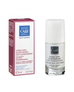 Eye Care Vernis Soin Blanchissant Anti-Jaunissement 8 ml