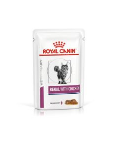 Royal Canin Veterinary Diet Renal Poulet 12 x 85g