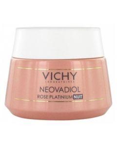 Vichy Néovadiol Rose Platinium Crème de Nuit Revitalisante et Repulpante 50ml