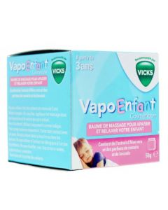 Vicks Vapoenfant Baume de massage 50g