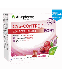 Arkopharma Cys-Control Fort 40 sachets poudre oral