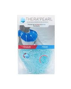 TheraPearl Compresses Chaud/Froid Epaules Cervicales