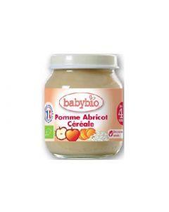 Babybio Pomme Abricot Céréale 130g