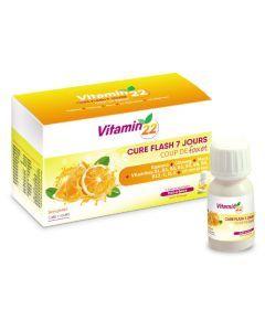 Ineldea vitamin'22 Coup de Fouet 7 Flacons 30ml