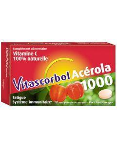 VitascorbolAcerola 30 Comprimés