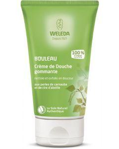Weleda Crème Douche Gommante Bouleau 150ml
