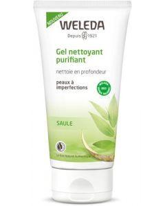Weleda Gel Nettoyant Purifiant Bio à la Saule 100ml