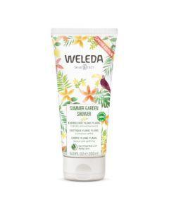 Weleda Crème de Douche Summer Garden Shower 200ml