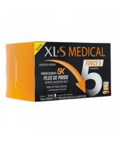 XLS MEDICAL Force 5 Perte de Poids Promo - 180 Gélules