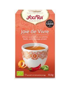 Yogi Tea Joie de Vivre 17 Infusions
