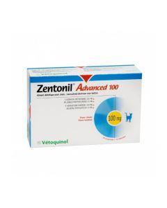 Zentonil Advanced 100 Aliment Diététique pour Chats 30 Comprimés