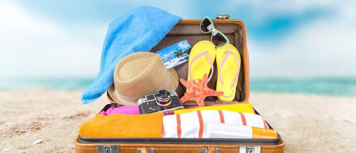 Juillet, le mois des premiers départs en Vacances !