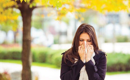 Pollens, des solutions naturelles existent !