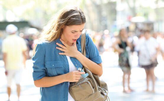 Asthme : comment réagir face à une crise ?