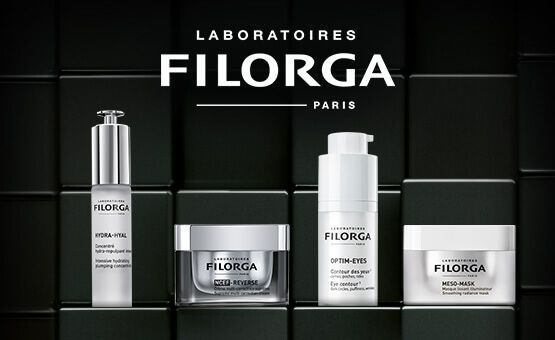 FILORGA : N°1 DE L'ANTI-ÂGE EN France¹
