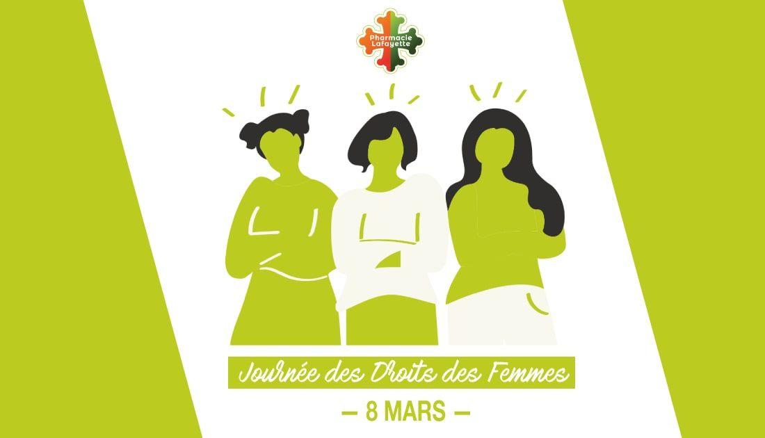 Journée des Droits des Femmes : nos pharmaciennes témoignent !
