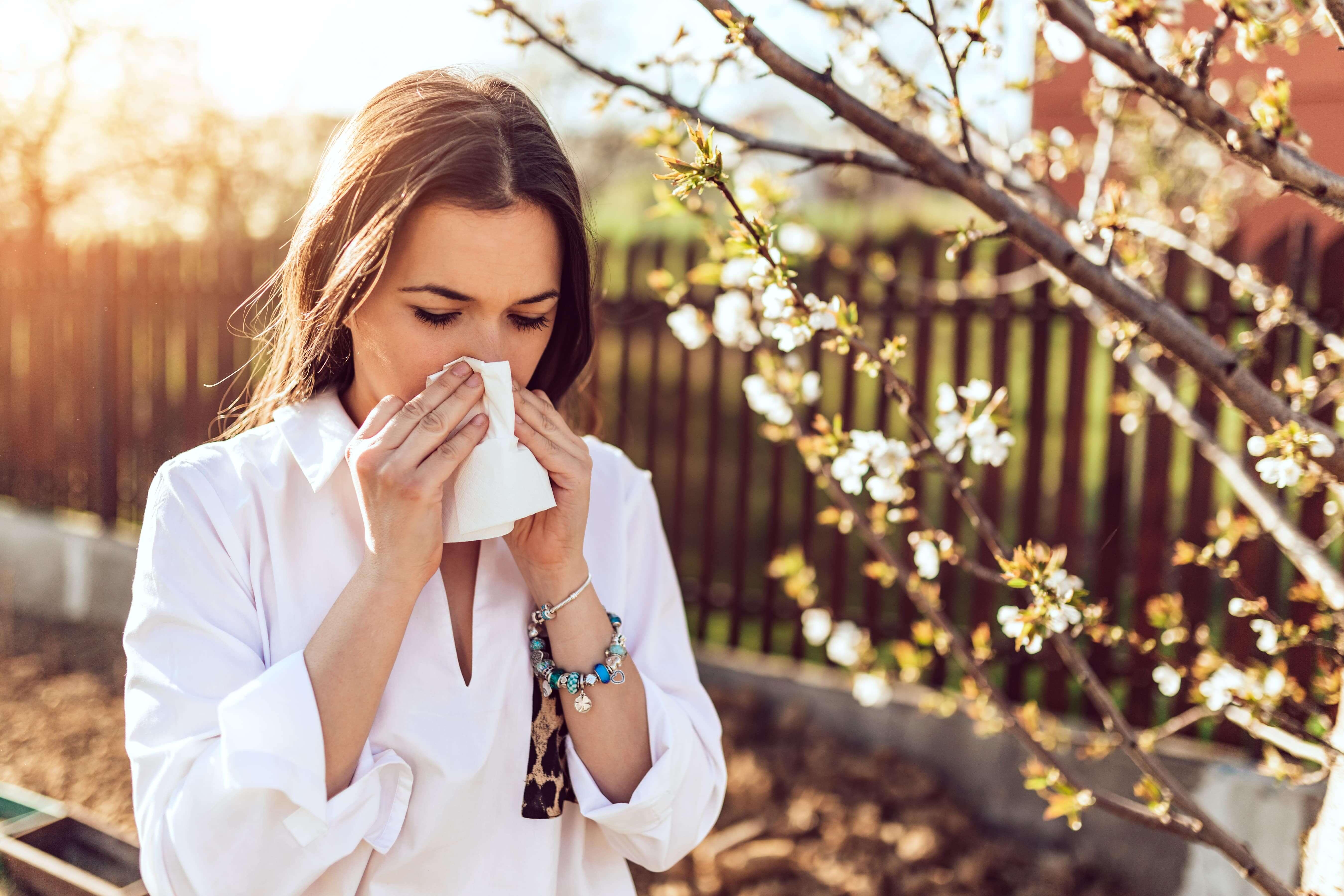 Allergies aux pollens, une allergie respiratoire à ne pas négliger !