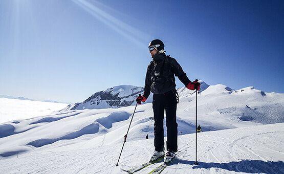 Comment je prépare mon corps aux sports d'hiver?