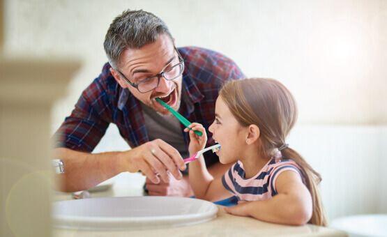 Apprendre l'hygiène bucco-dentaire à son enfant, pourquoi est-ce important ?